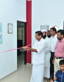 Office inaugurated by M.Ansar (Municipal Chairman, Karunagappally)