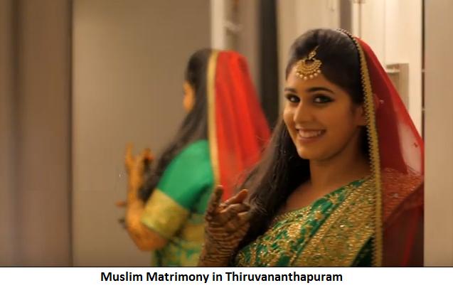 Muslim Matrimony in Thiruvananthapuram Nikah in Kerala